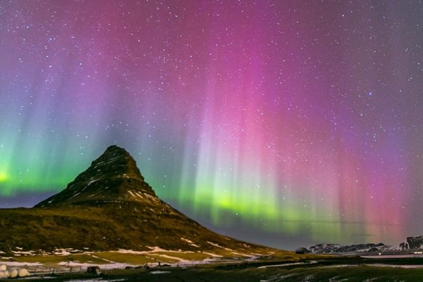 "6 COUNTRIES TO SEE THE ""WONDERFUL AURORA LIGHTS"""
