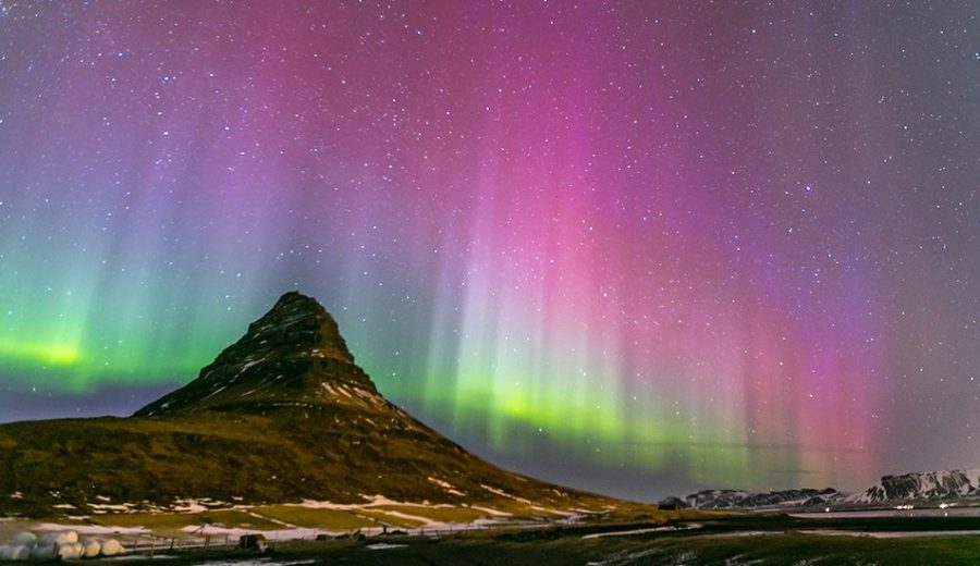 """6 COUNTRIES TO SEE THE """"WONDERFUL AURORA LIGHTS"""""""