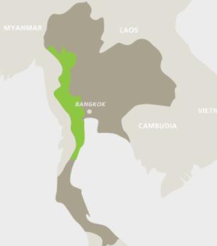"""Koh Phayam"", Ranong Province in Thailand"