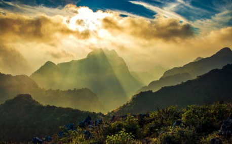 "Top 5 ""Highest Mountains in Thailand"""